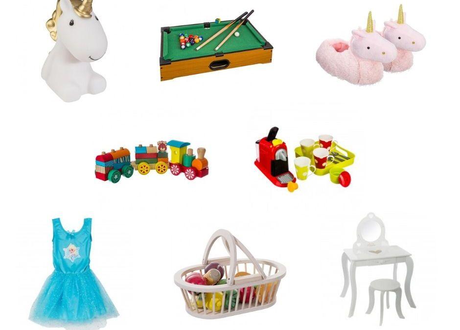 Une sélection de jouets & décorations à prix doux chez Decomania
