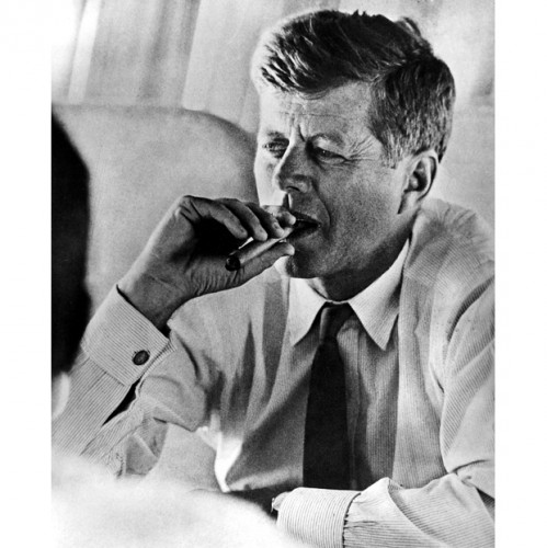 JFK BAND WHITE CIGAR SMOKES C.LINKS kennedy_1834149i.jpg