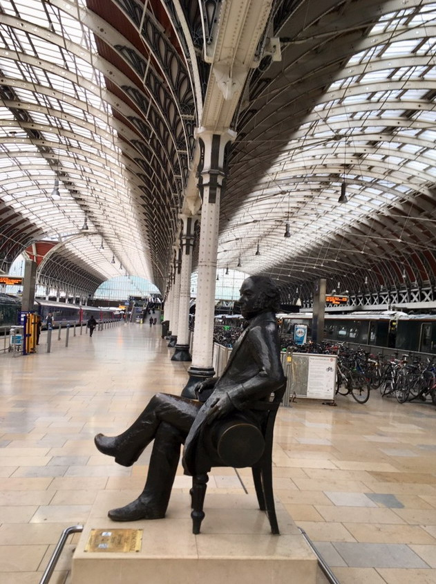 paddington.station.isambard.kingdom.brunel