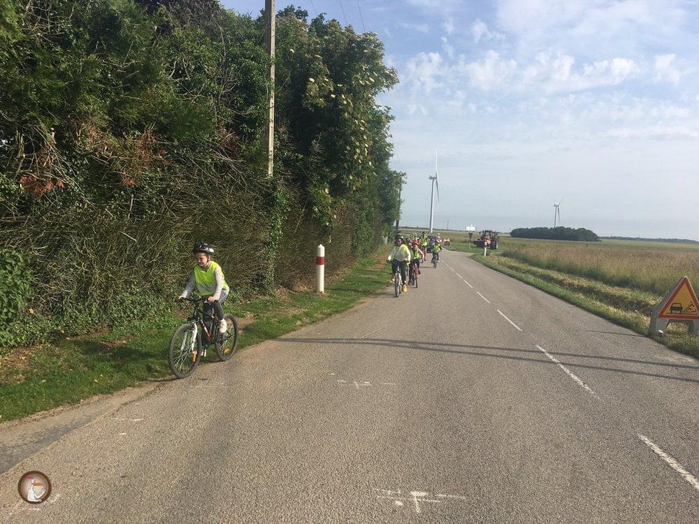 Sortie Vélo - 2019010