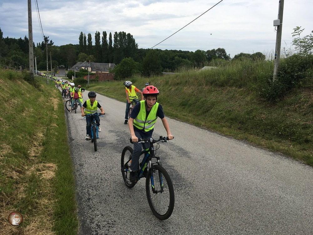 Sortie Vélo - 2019071