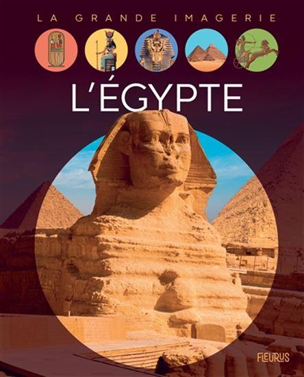 livre la grande imagerie l'Egypte