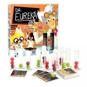 Dr Eureka - contrôle inhibiteur