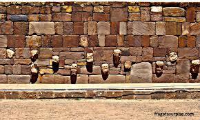 tiwanaku visages