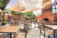 Albuquerque St. Clair Winery and Bistro new mexico wine patio dining restaurant