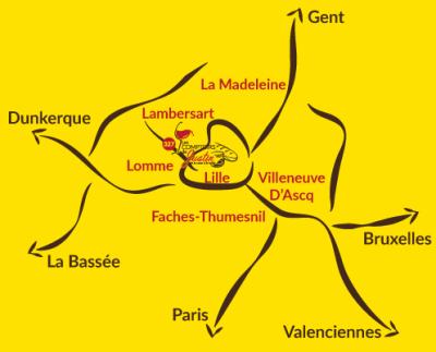 Plan de métropole