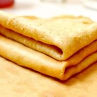 Crêpes parfaites - à la farine complète