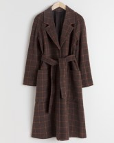 manteau-long-marron-carreaux-and-other-stories