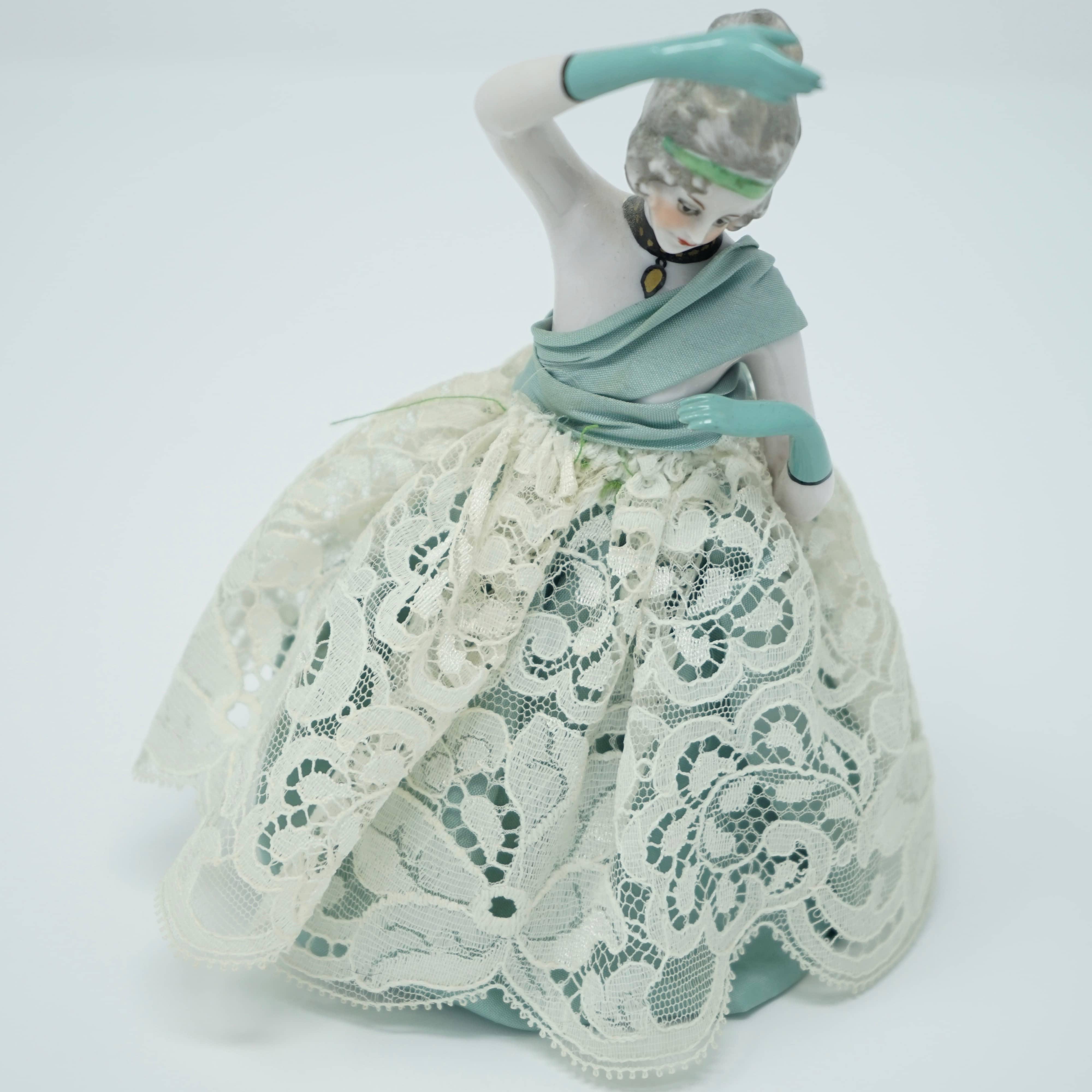 Danseuse en Porcelaine