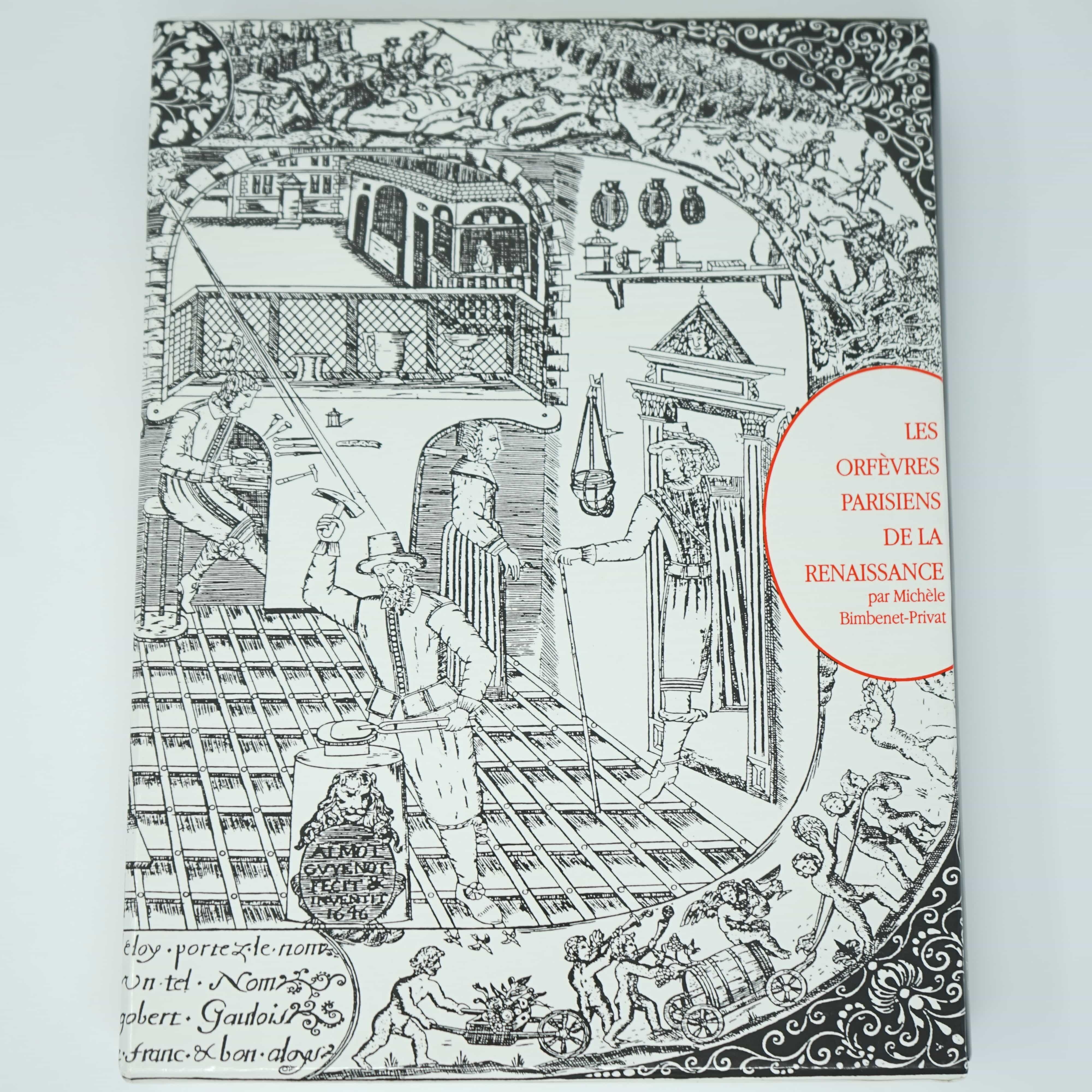 Livre Les Orfèvres Parisiens De La Renaissance Étui
