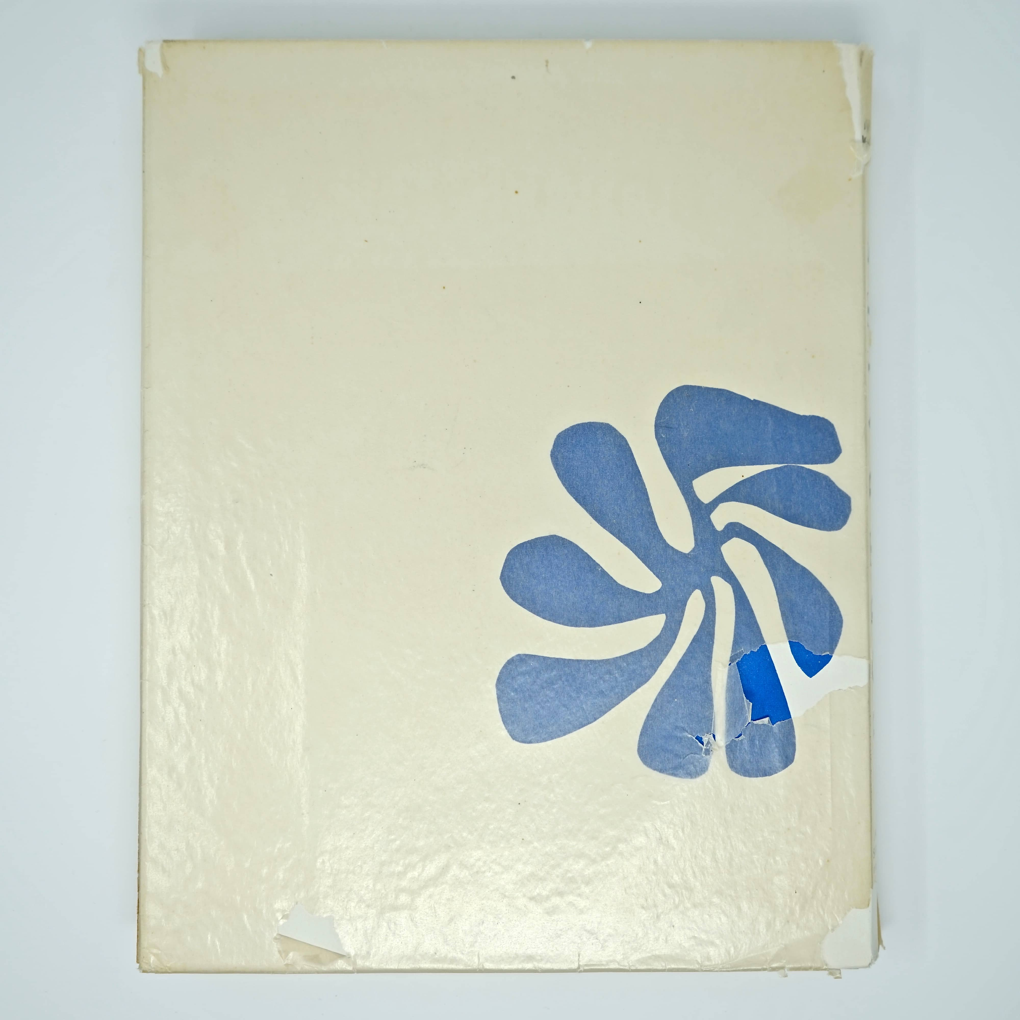 Livre Portraits de Henri Matisse Quatrième de Couverture