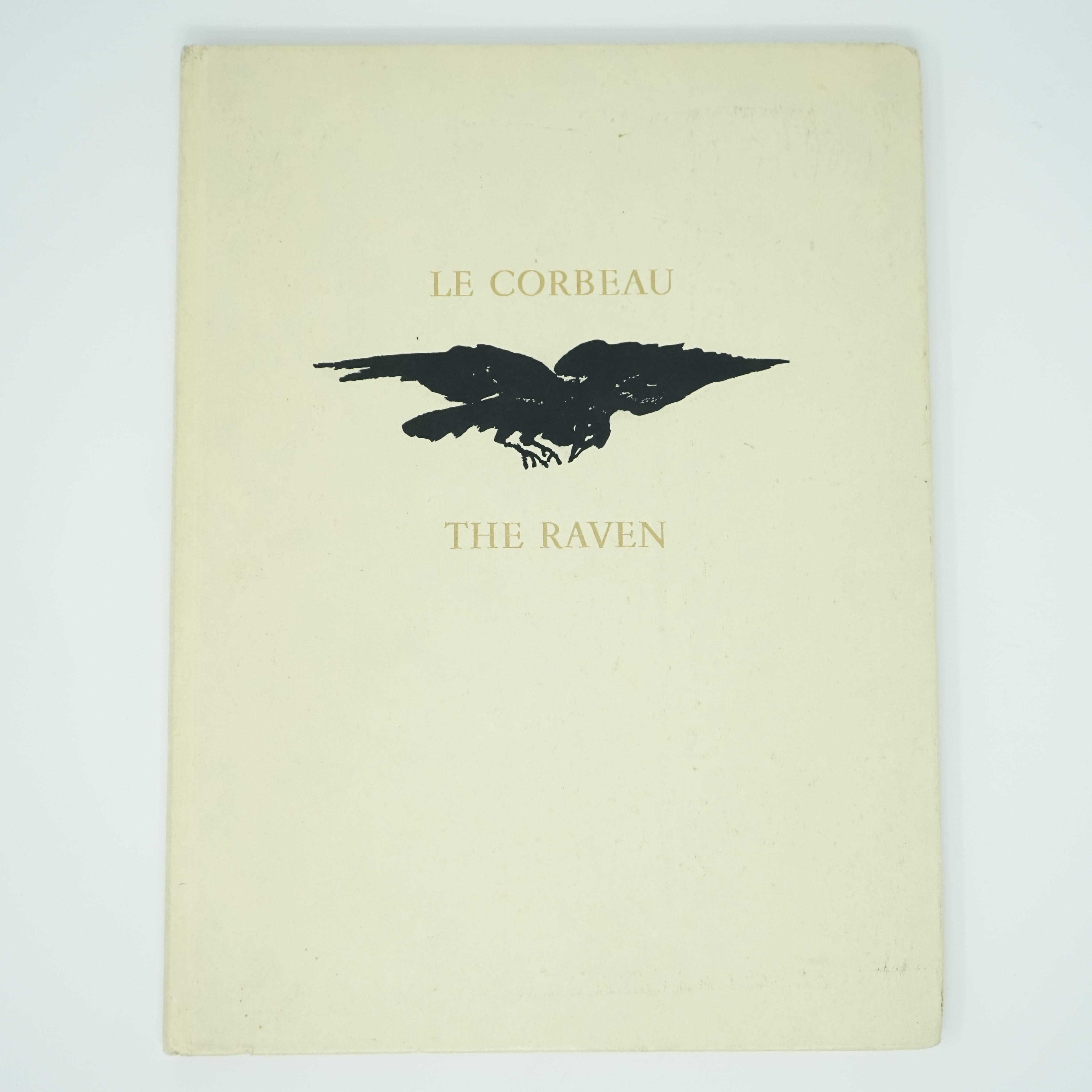 Livre Le Corbeau Numéroté