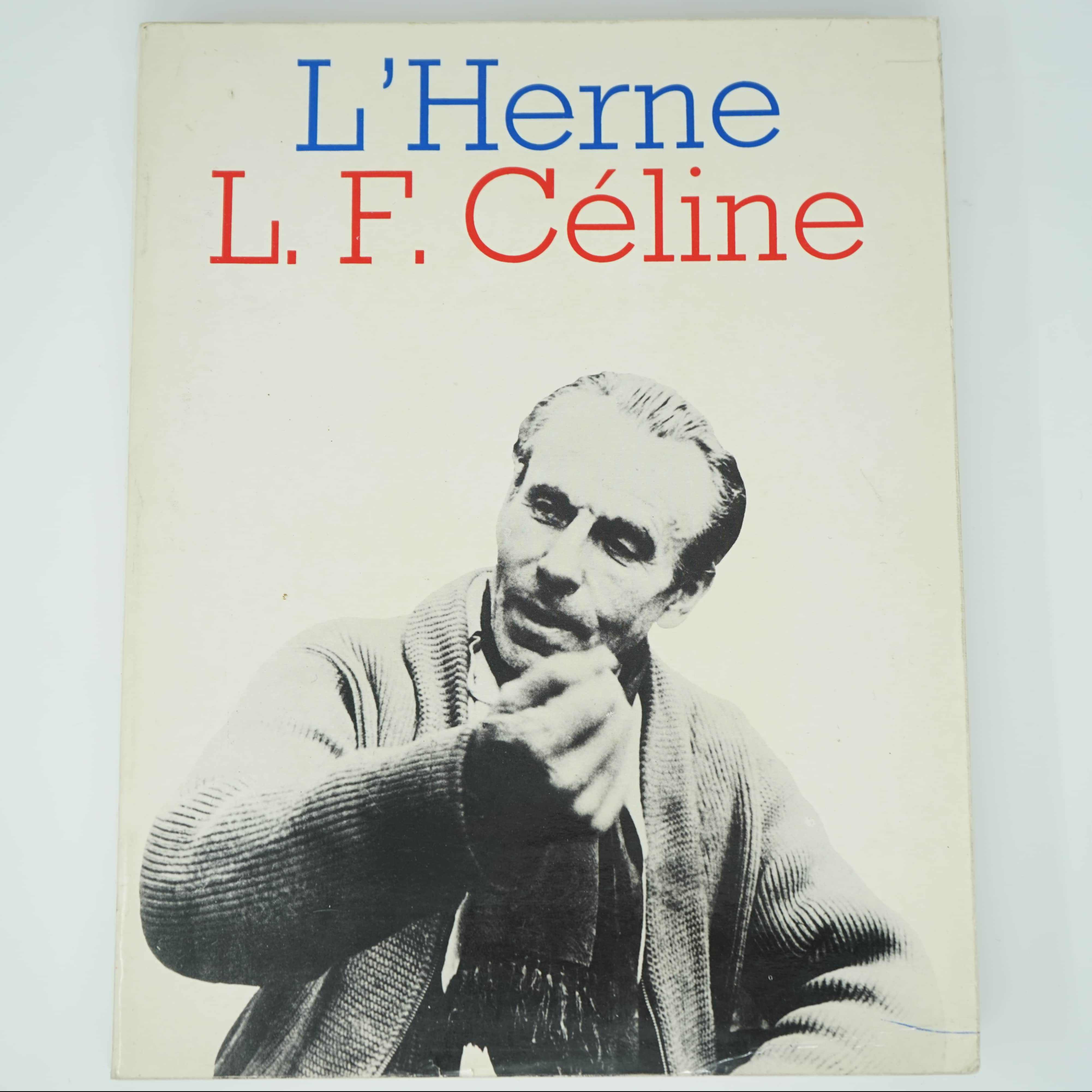 Livre L'Herne Louis-Ferdinand Céline