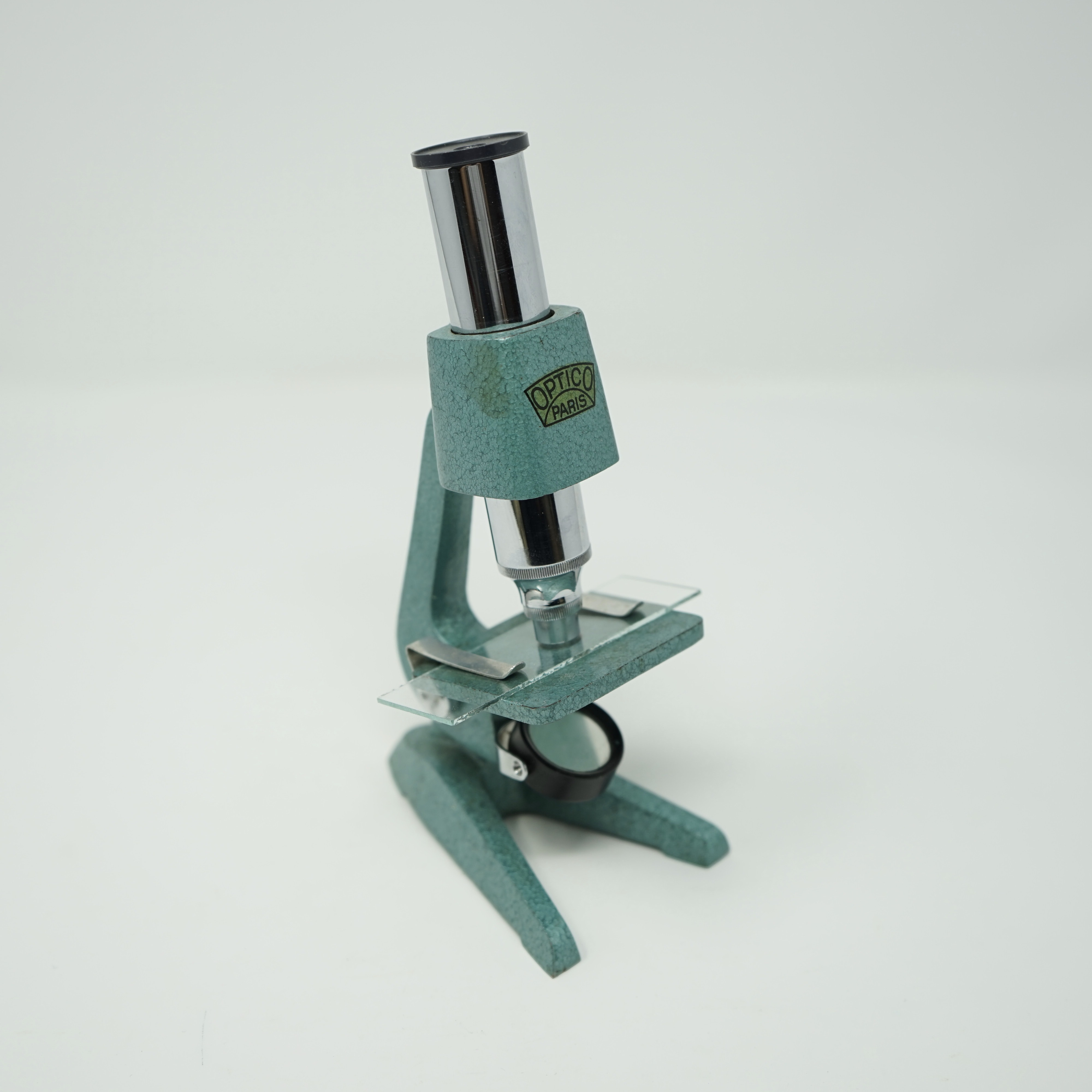 Petit Microscope Optico Paris