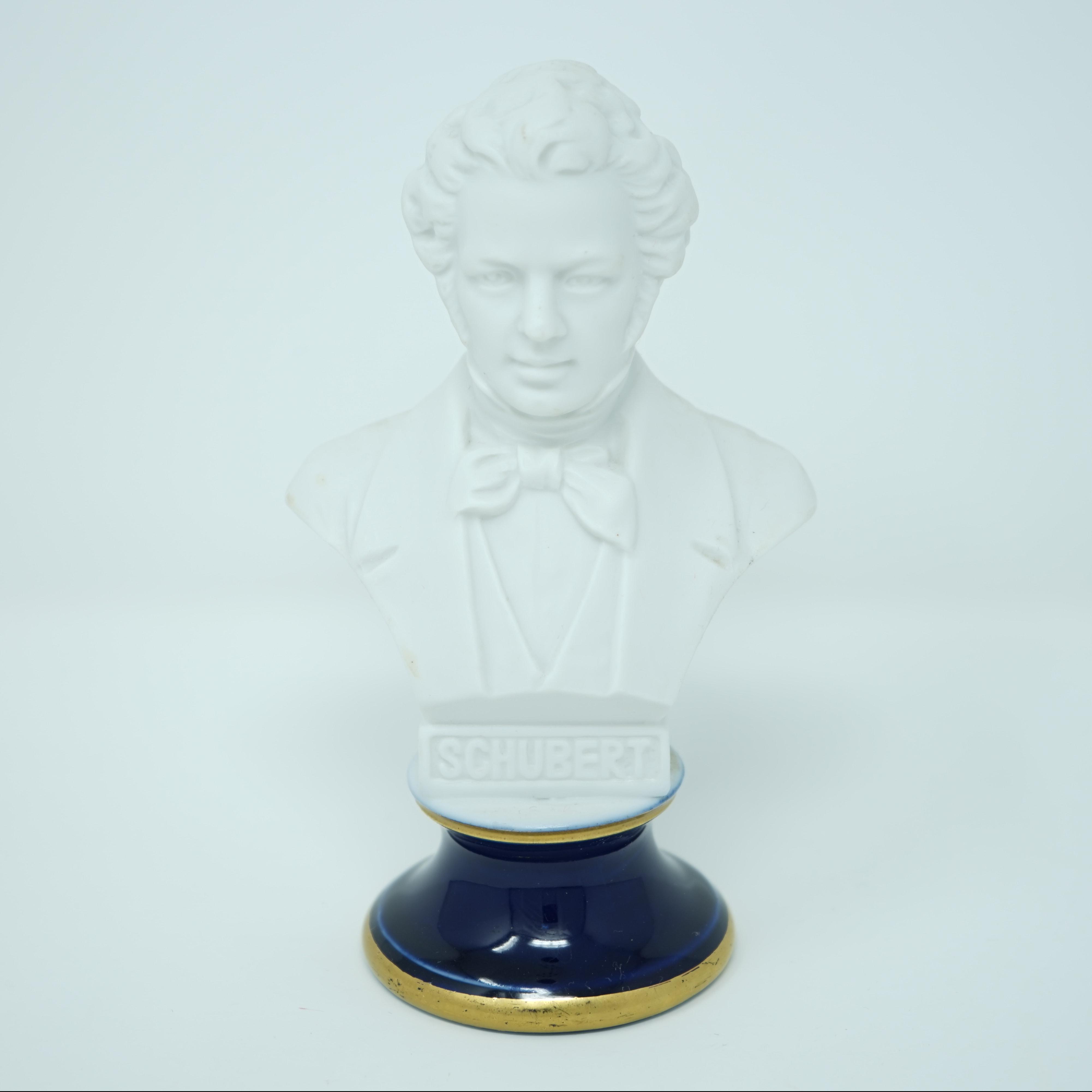 Petit Buste de Schubert