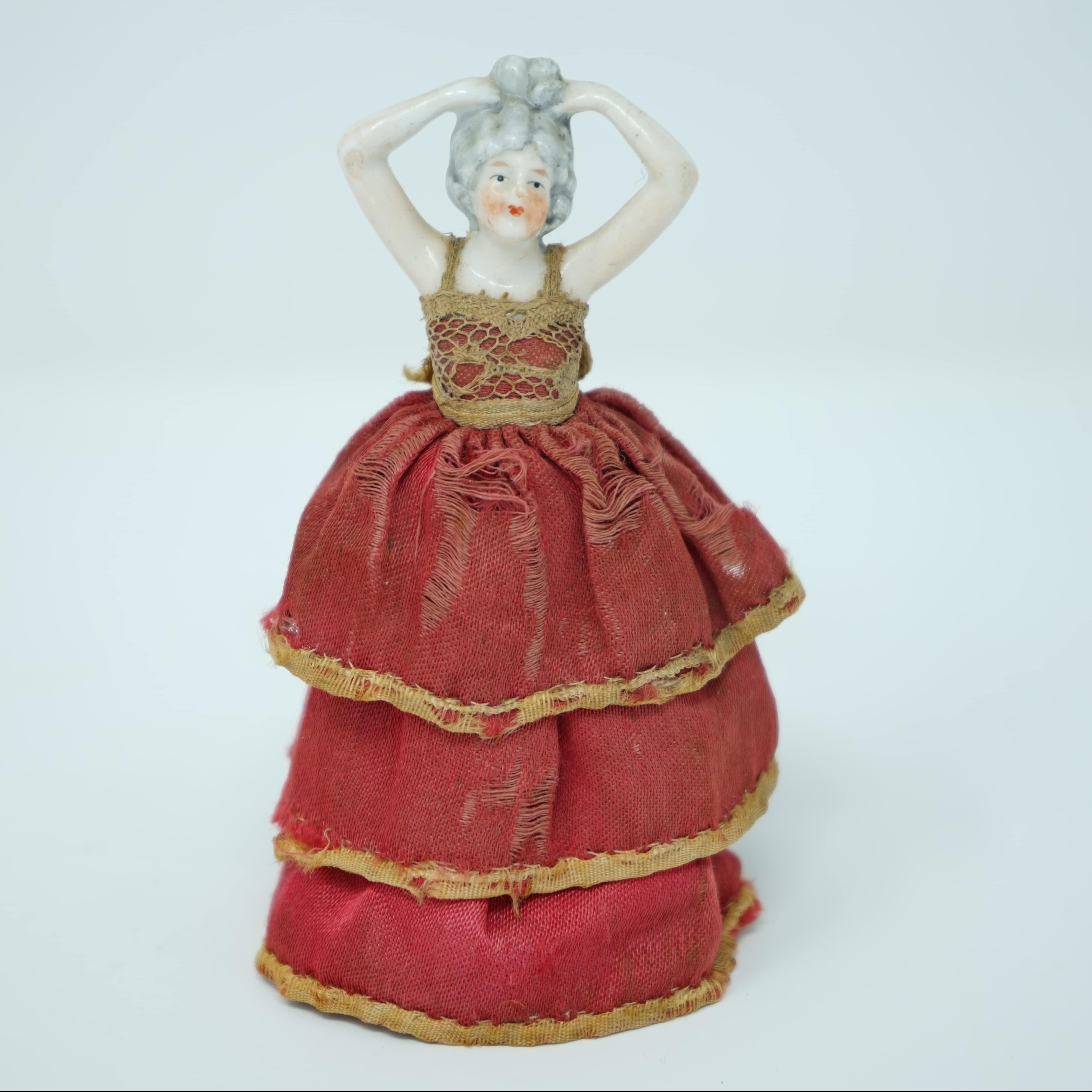 Danseuse en Porcelaine Ancienne