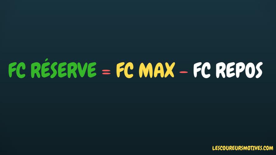 Calcul de la FC de Réserve