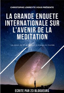 Guide Gratuit Enquête Sur l'Avenir De La Méditation