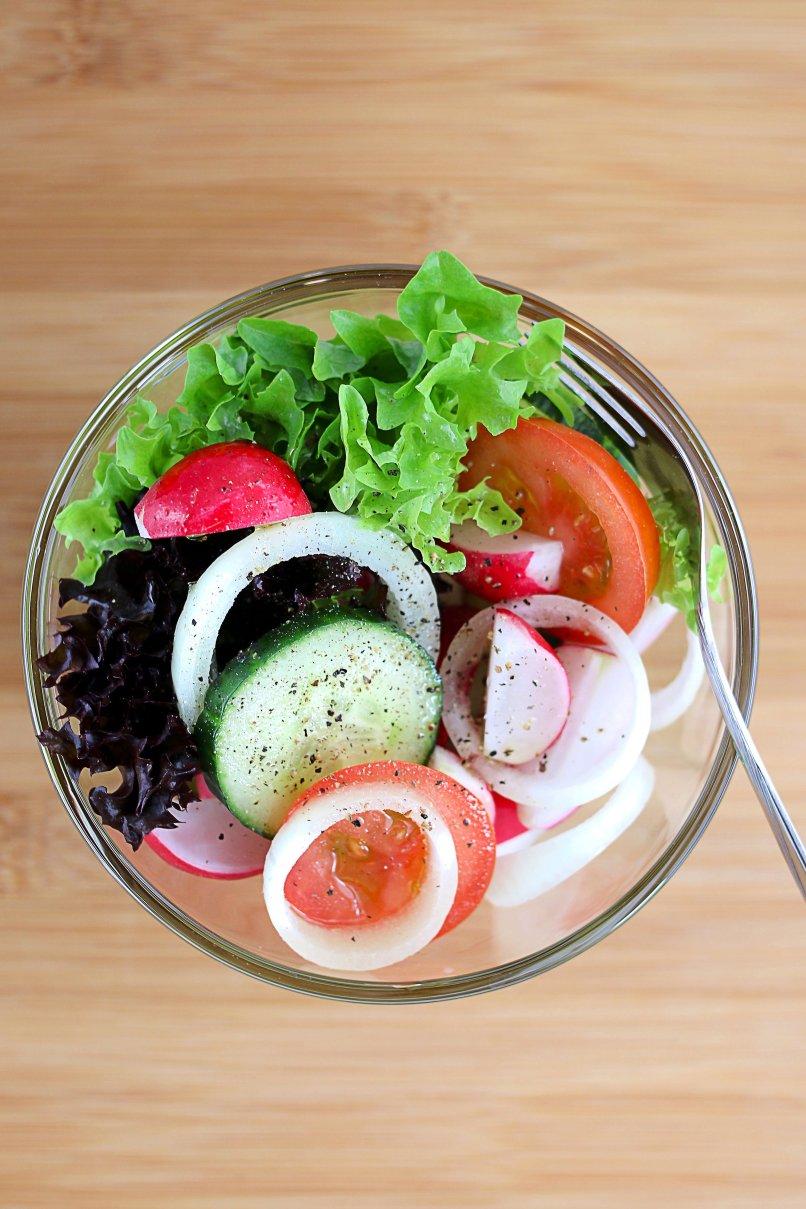6 - Manger colorés et variés