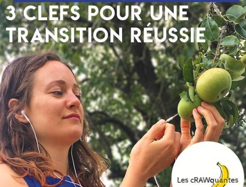 transition alimentation vivante