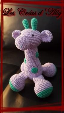 Girafe violette 1.2