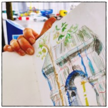 Christo, Jeanne-Claude et Les Croqueuses