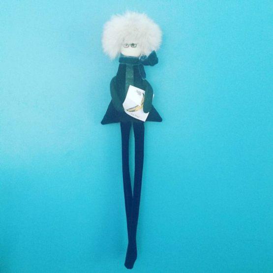 andy warhol, la poupée collector, velvet & fur,