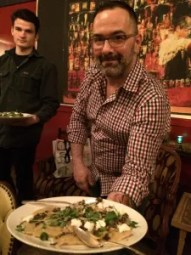waiter ravioli