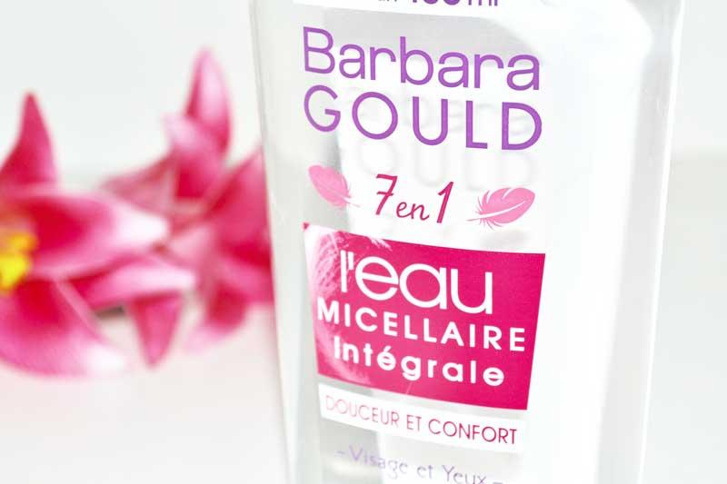 eau micellaire barbara gould