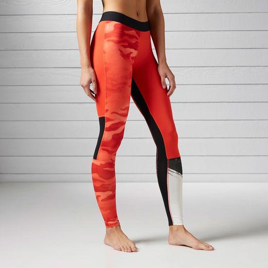 boutique en ligne coups de coeur sportswear legging orange fluo les déboires de carlita