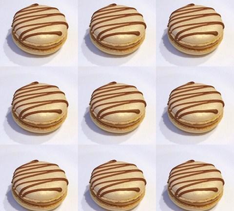 [7] Les Macarons Aux Carambars