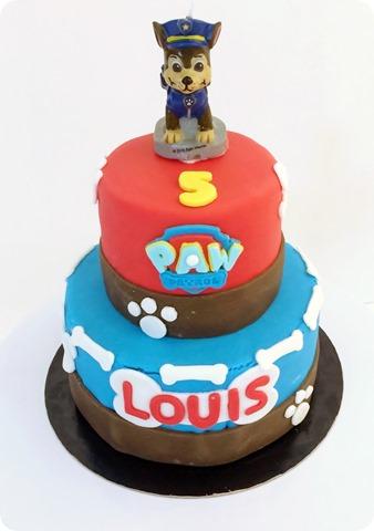 Cake Design : Pat Patrouille