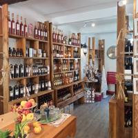 Epicerie fine à Entrevaux : vente d eproduits locaux aux Délices de Nini