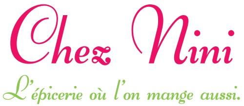 Logo Les Délices de Nini: spécialiste de la cuisine vivante