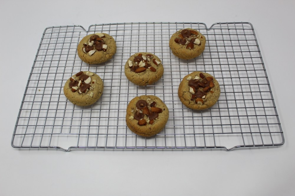 Cookies Amandes 9
