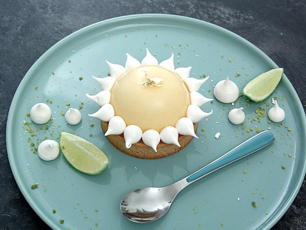 recette tartelette tarte citron yuzu
