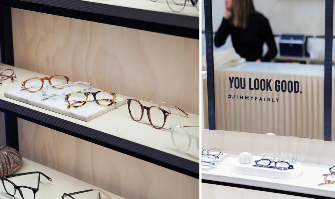 Des lunettes chez Jimmy Fairly - Lesdeuxchouettes.fr