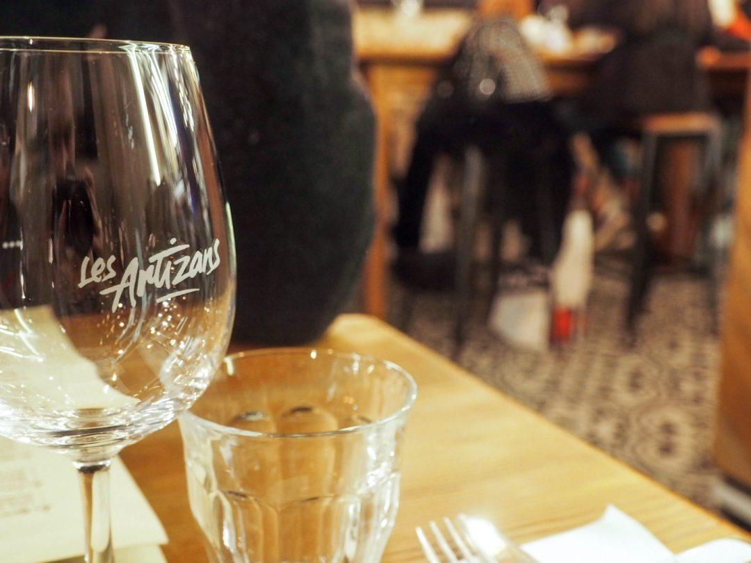 Les Artizans, un dîner au coeur de la capitale - Lesdeuxchouettes.fr
