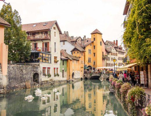 Week-end à Annecy - Lesdeuxchouettes.fr