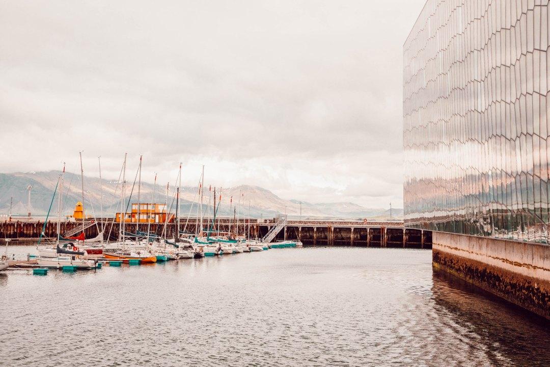 Reykjavík et ses environs - Harpa - Lesdeuxchouettes.fr