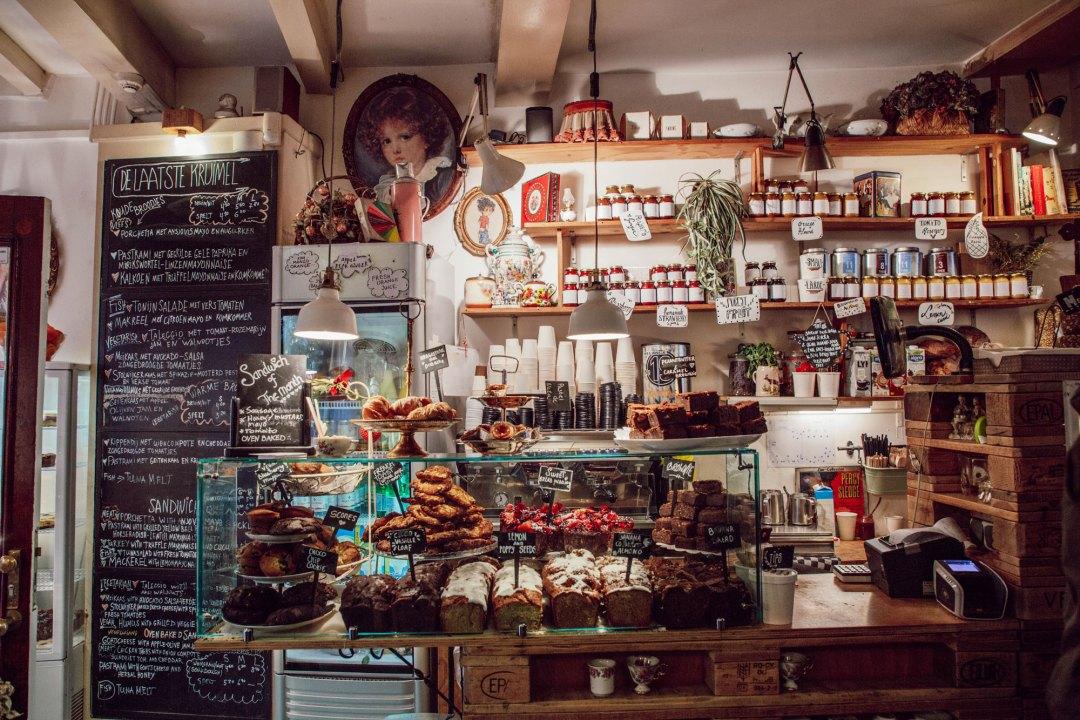 Petit déjeuner à Amsterdam - Lesdeuxchouettes.fr
