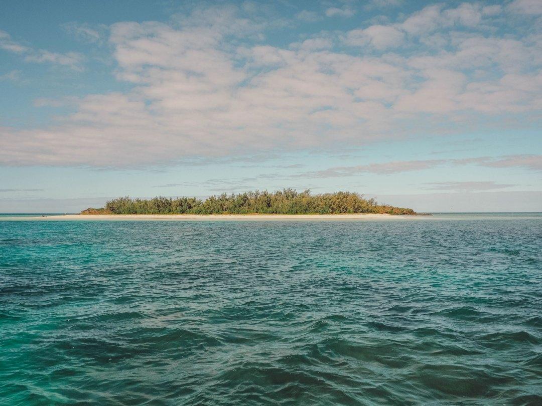L'îlot Tenia - Lesdeuxchouettes.fr