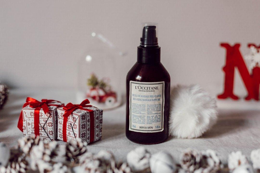 Idées cadeaux huile de massage - Les Deux Chouettes
