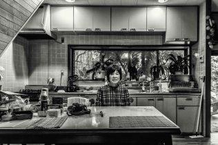 Dans la cuisine de nos premiers hôtes