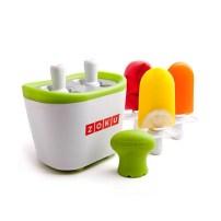 Des popsicles sur mesure, santé, avec ce que vous voulez dedans? Possible! http://www.zokuhome.com/collections/all/products/duo-quick-pop-maker