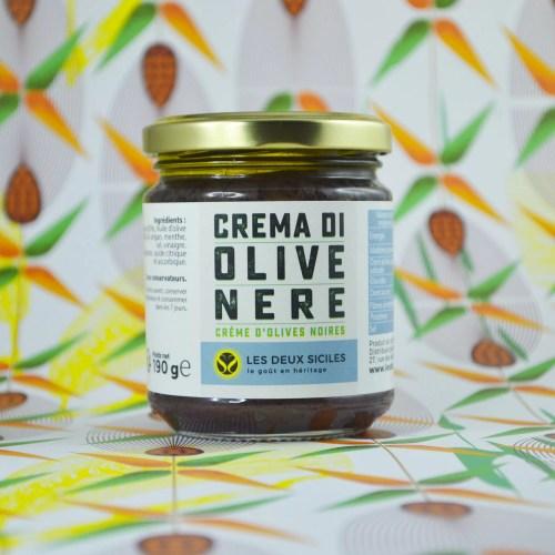 Crème de Olives Noir