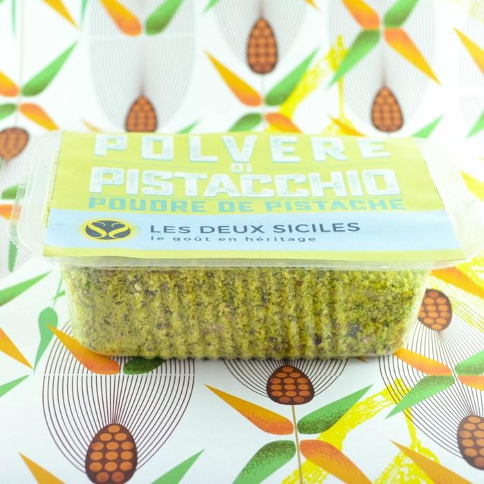 polvere di pistacchio