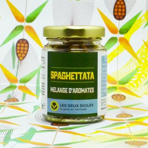 mélange d'arômes spaghettata
