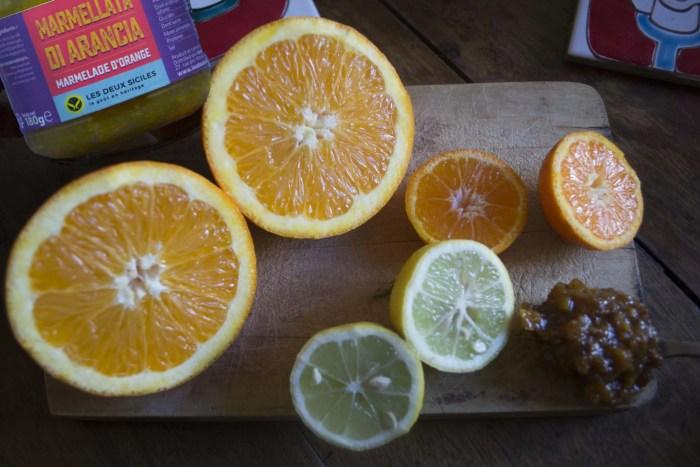 marmellata di arance e agrumi