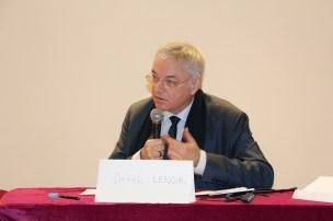 Monsieur Daniel Lenoir, Directeur Général de la Caisse nationale Des allocations familiales (CNAF)